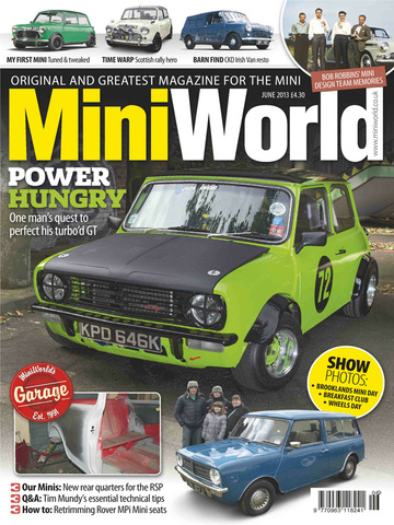 Mini World Magazine screenshot 4