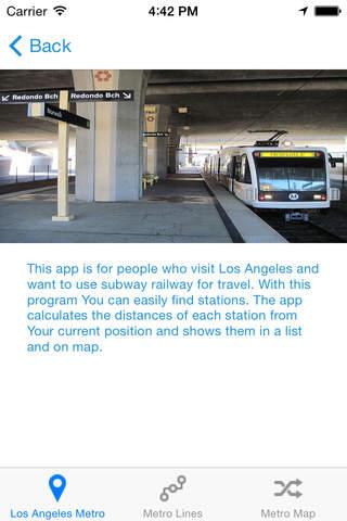 Los Angeles Metro - náhled