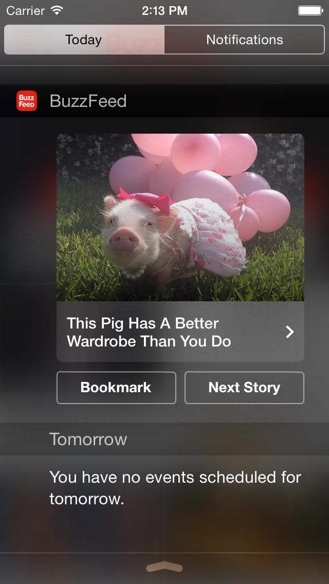 BuzzFeed screenshot 5