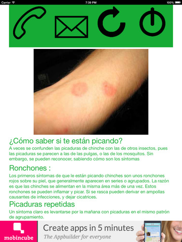 Stop Chinches - picaduras screenshot 6