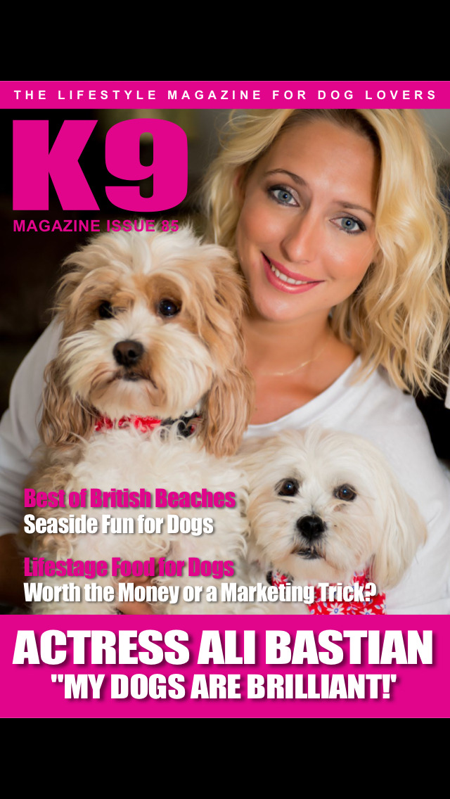 K9 Magazine screenshot 1