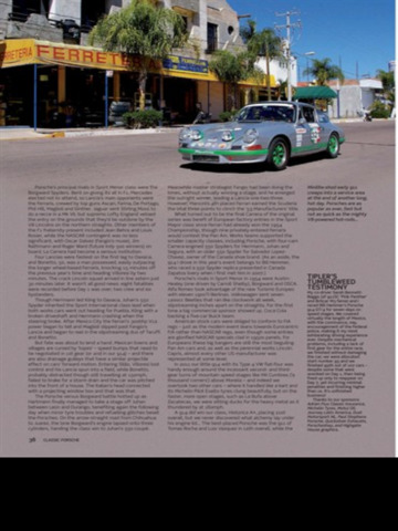 Classic Porsche Magazine screenshot 6