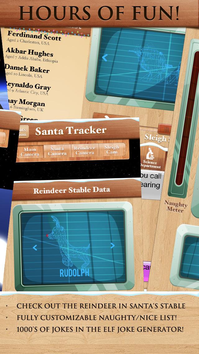 Santa Video Call & Tracker™ screenshot 3
