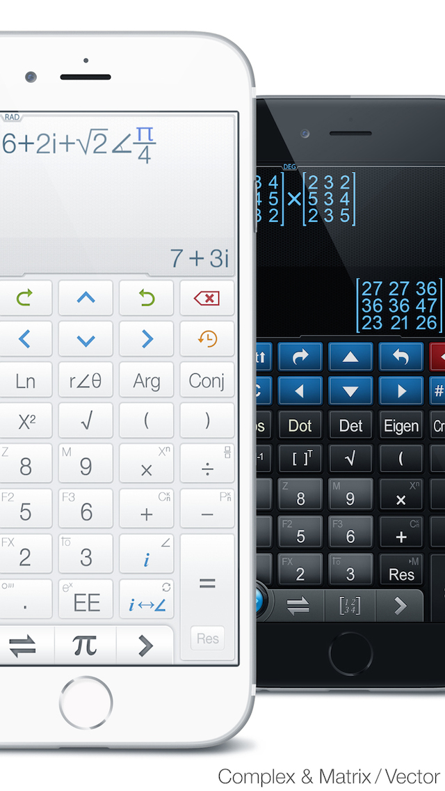 Calculator ∞ screenshot 4