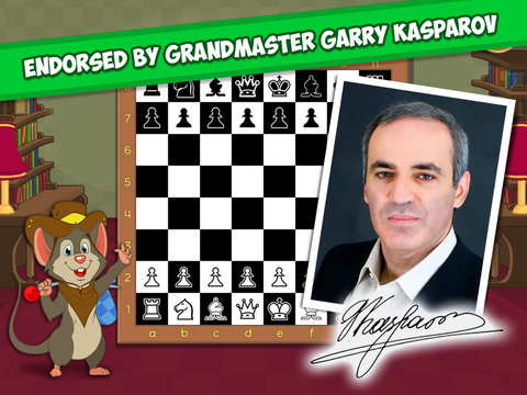 MiniChess for kids by Kasparov screenshot 6