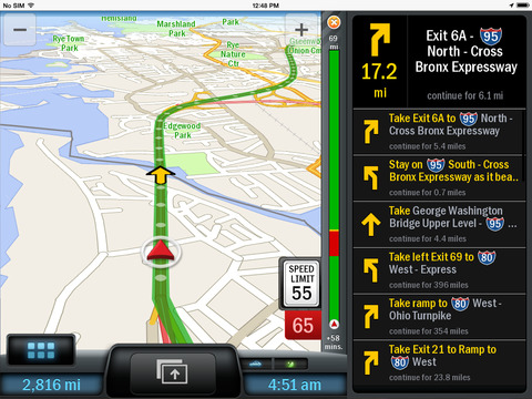 CoPilot HD USA & Canada – Offline GPS Navigation screenshot 6