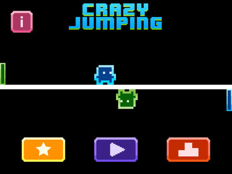 Crazy Jumping screenshot #1