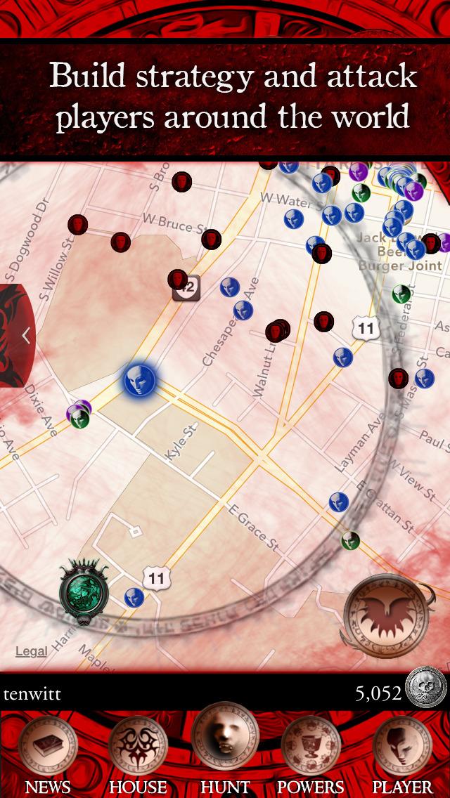 Vampire Tribunals screenshot 2