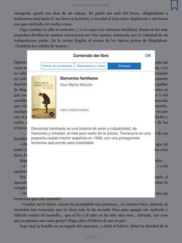 Zona Lectura Prensa screenshot #2