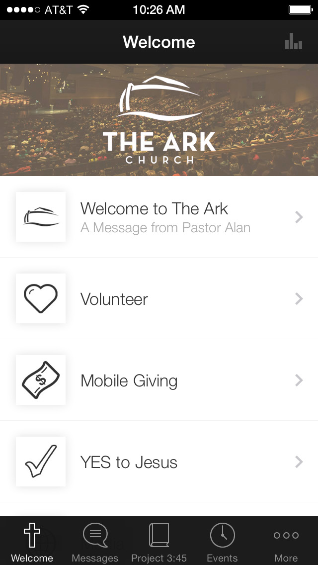 The Ark Church screenshot 1