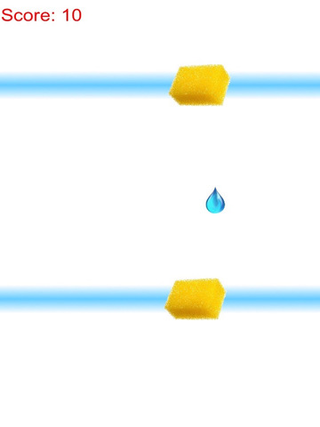 Catch The Waterdrop - Squeeze Water From A Sponge screenshot 4
