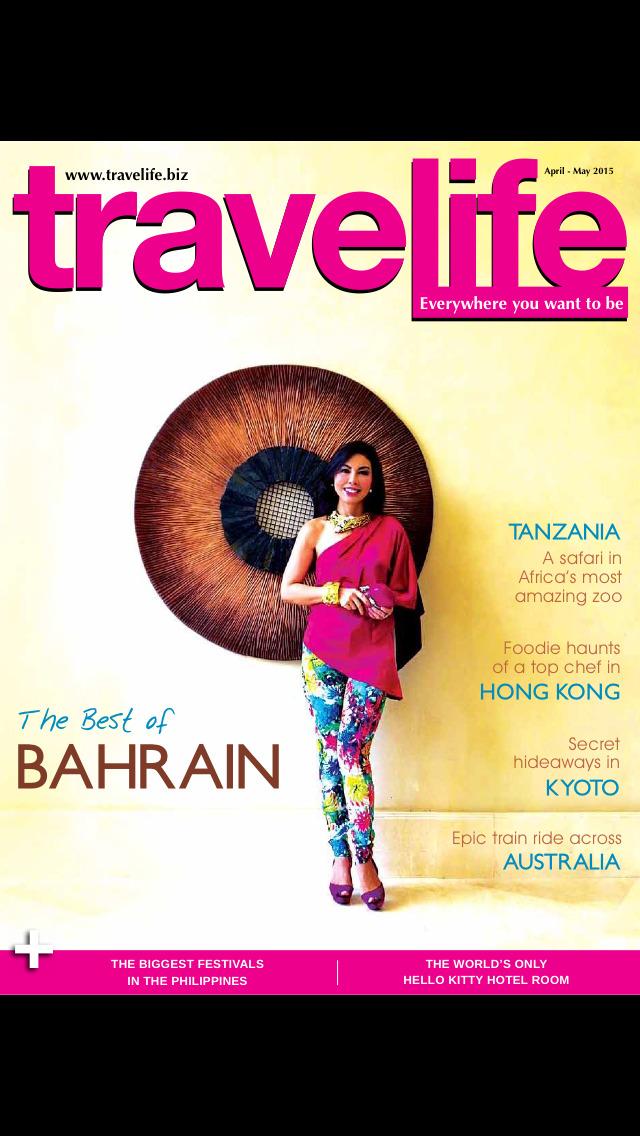 Travelife Magazine screenshot 1