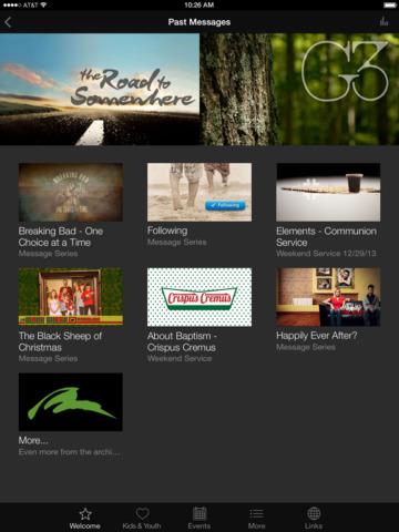 RockPointe Church screenshot 4