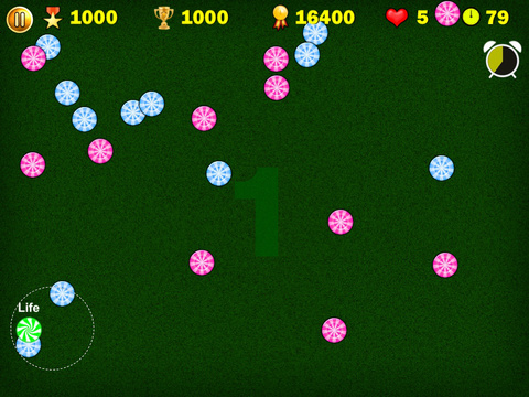 Candy Bubbles screenshot 7