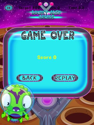 Bouncy Alien Arcade screenshot 9