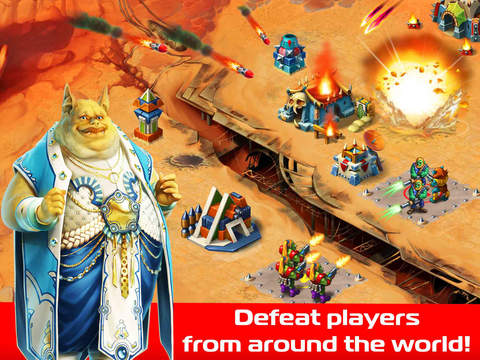 The Lord Of Orcs: cool online strategy and tactics with pvp and pve screenshot 8
