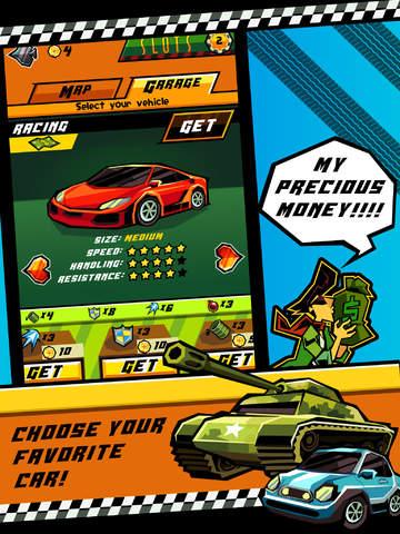Jack Pott - Taxi Driver On The Run screenshot #3
