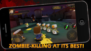 Call of Mini™ Zombies Free screenshot 5