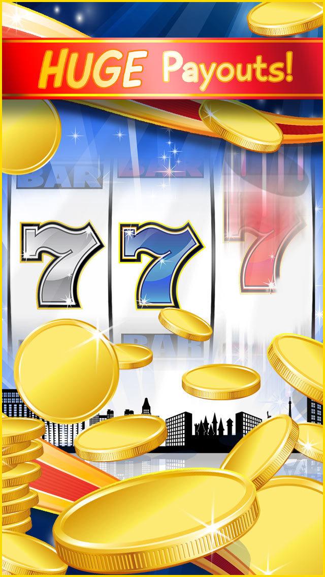 777 Triple 7's Casino Slot Machines screenshot 2