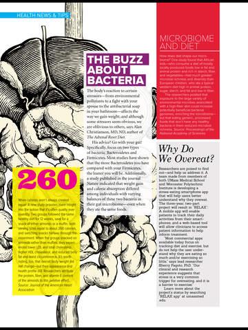 Alternative Medicine(Magazine) screenshot 7
