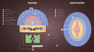Theater and Amphitheater of Mérida screenshot 2