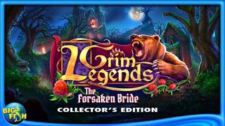 Grim Legends: The Forsaken Bride - A Hidden Object Mystery Game screenshot #5