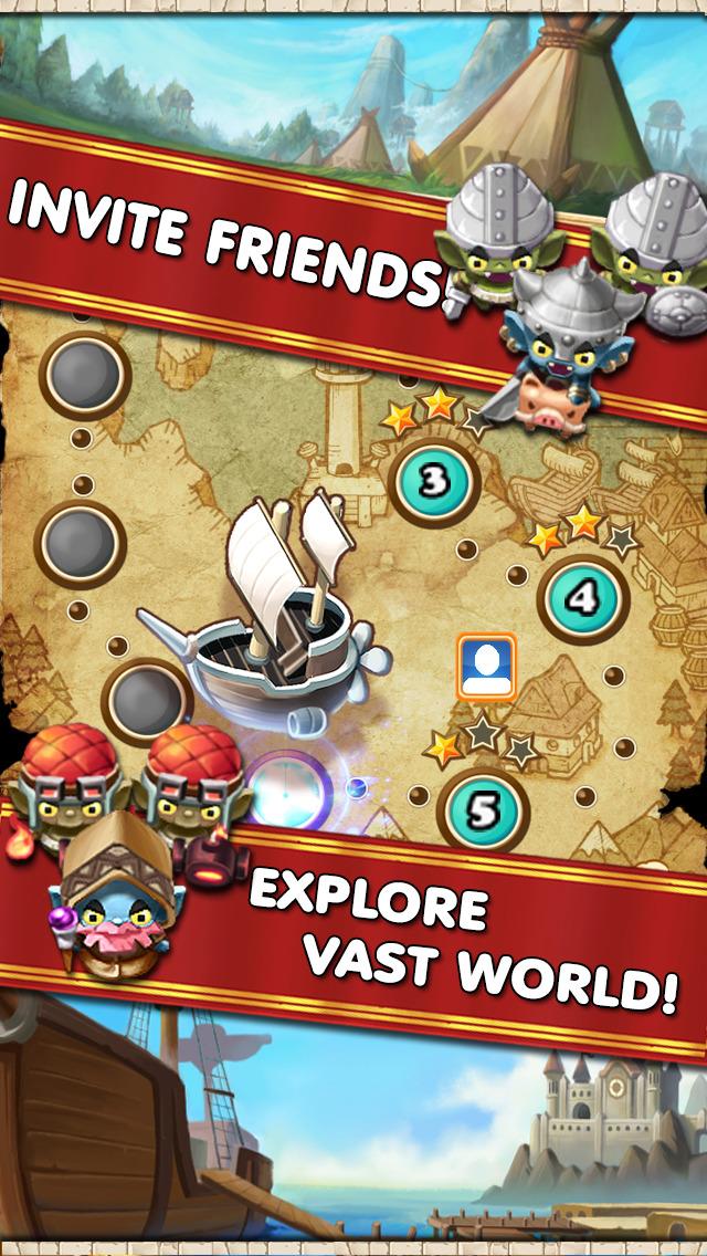 Heroes Blast screenshot 3