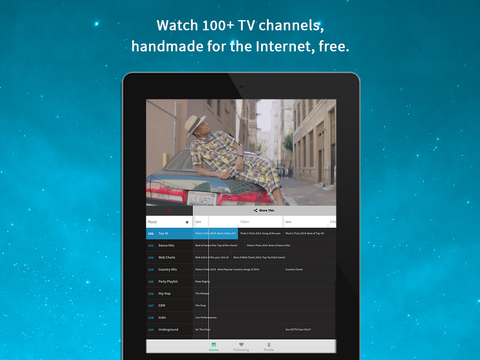 Pluto TV - Live TV and Movies screenshot 6