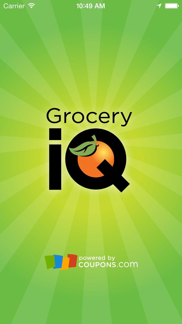 Grocery iQ screenshot 1