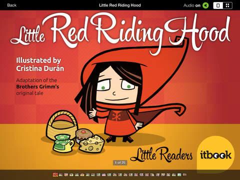 Little Readers' Classic Tales. Itbook screenshot 6