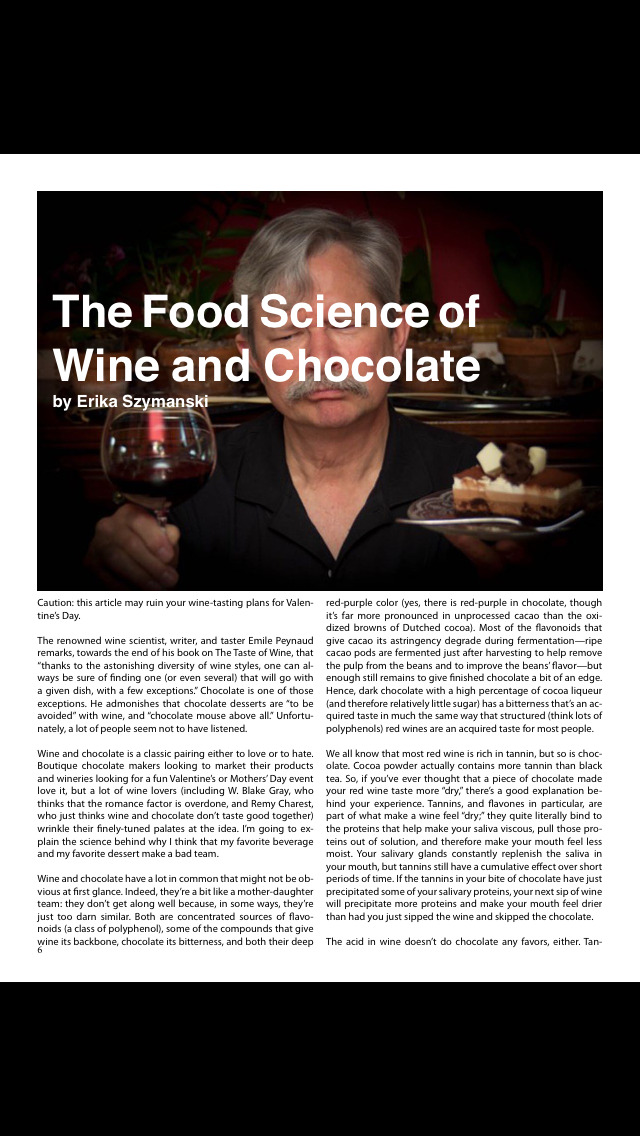 Palate Press screenshot 2