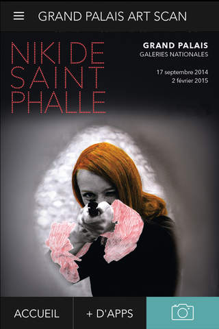 Grand Palais Art Scan - náhled