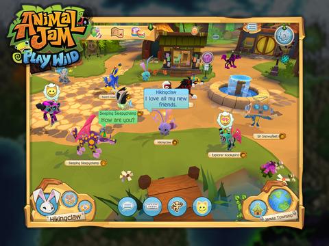 Animal Jam screenshot 9
