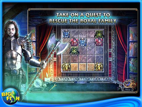 Riddles of Fate: Into Oblivion HD - A Hidden Object Puzzle Adventure screenshot 3
