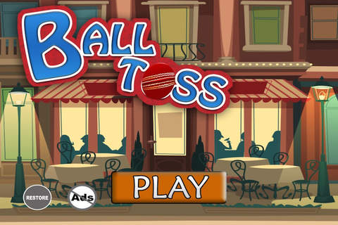 Ball Toss - Can You Knockdown All? - náhled