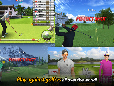 Golf Star™ screenshot 9