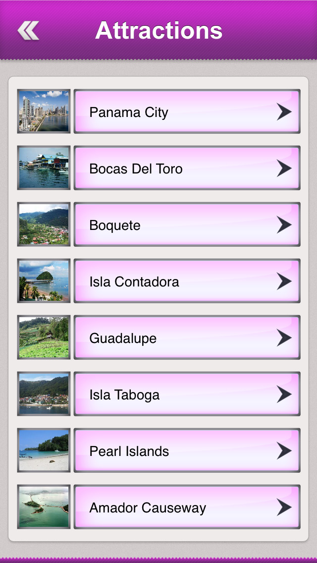 Panama Tourism Guide screenshot 3