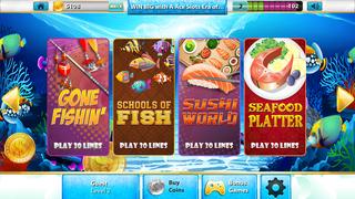 Mr Fish Craze Lucky Slots - Free Xtreme Las Vegas Casino with Bonus Games screenshot 5