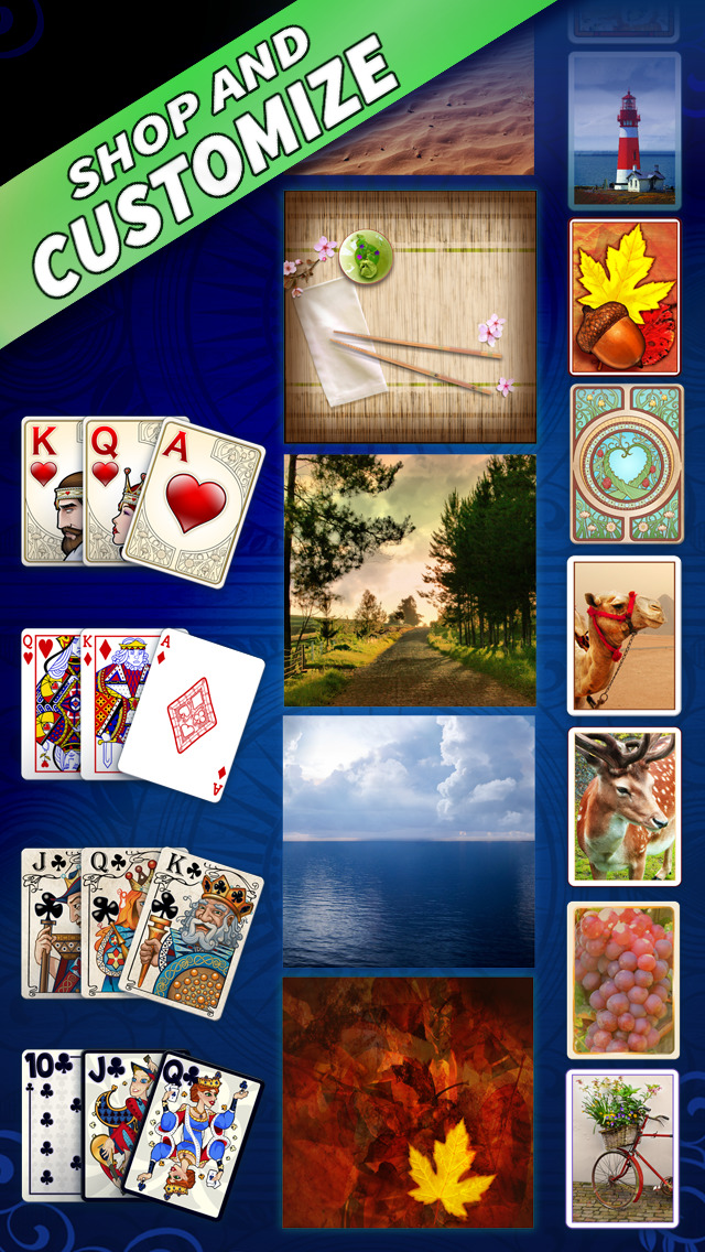 Solitaire Deluxe® 2 screenshot 3