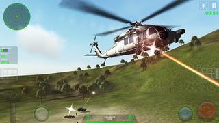 Helicopter Sim Hellfire screenshot 2