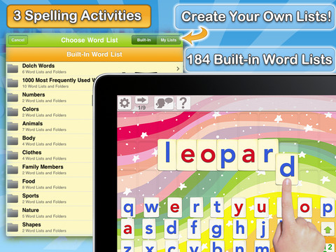 Word Wizard for Kids School Ed screenshot 7