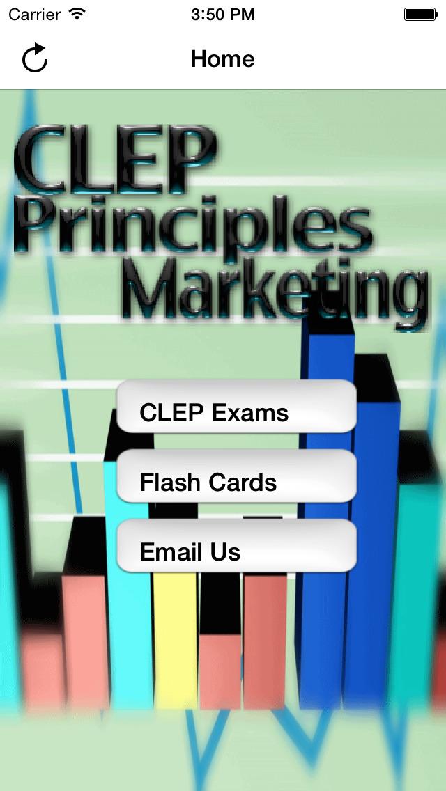 CLEP Marketing Prep 2020 screenshot 1