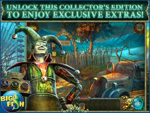Fear for Sale: Sunnyvale Story HD - A Dark Hidden Object Detective Game screenshot 4