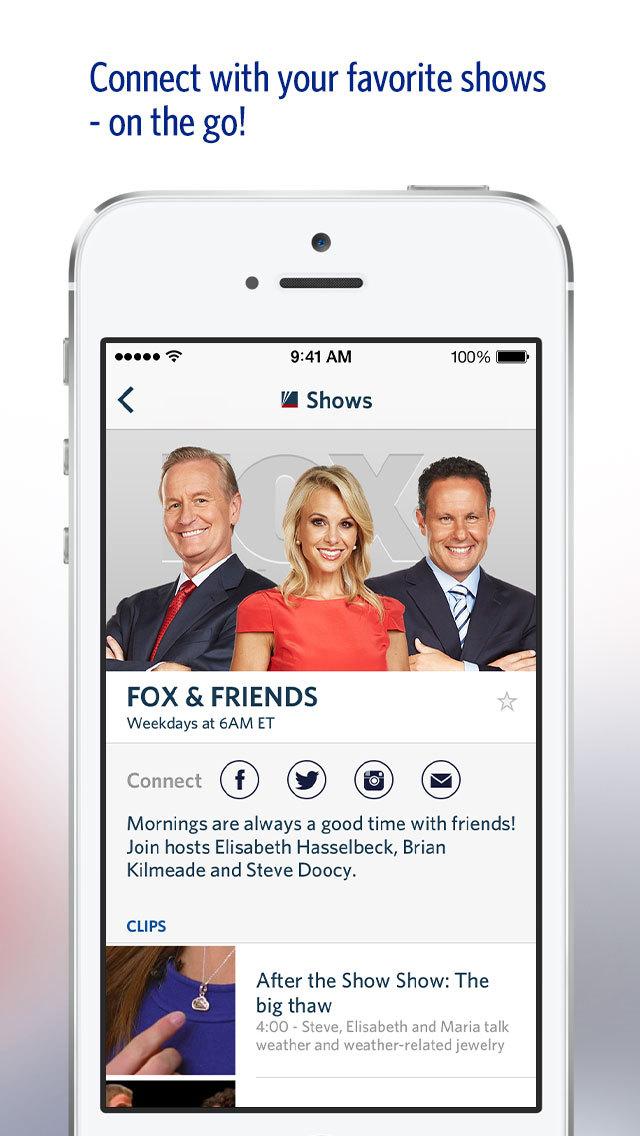 Fox News: Live Breaking News screenshot 3