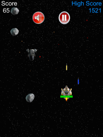 Arcade Space Shooter screenshot 8