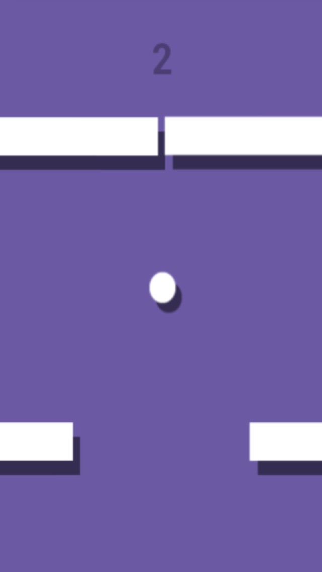 Pop Up Ball -- Super Boring Game screenshot 5