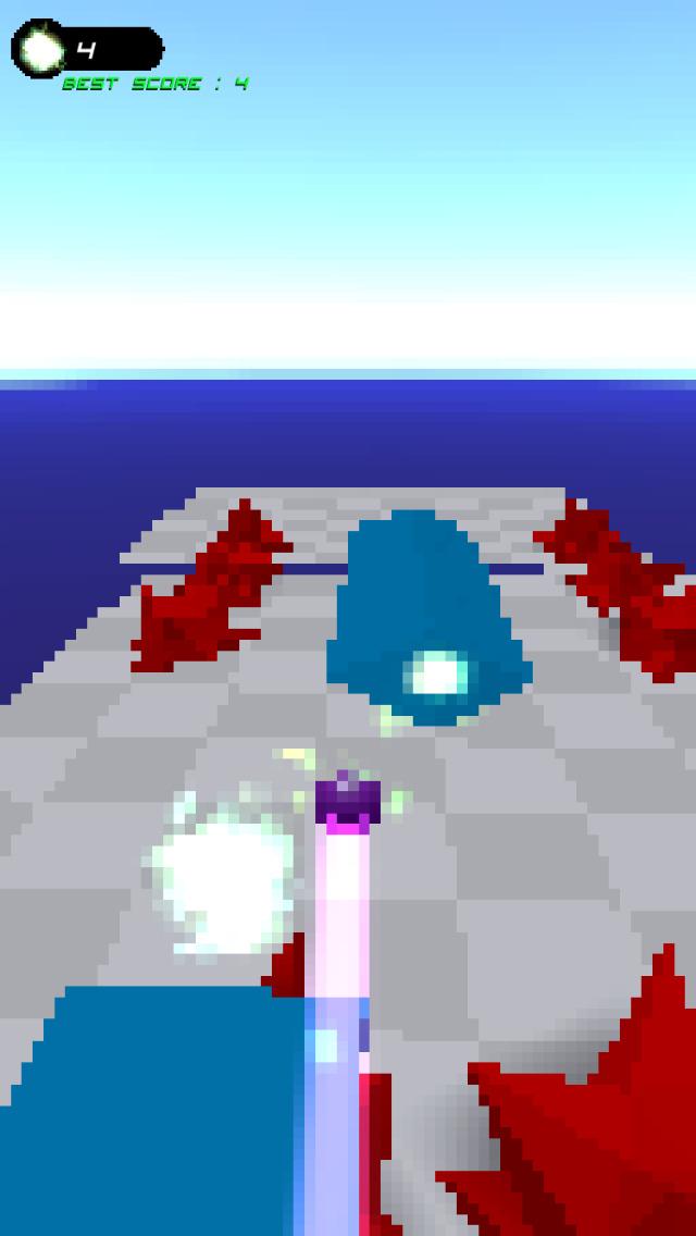 Bit Dash FX 2000 3D screenshot 3
