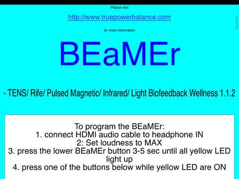 Biofeedback Energy Therapy screenshot 5