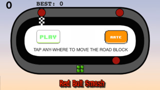 Red Ball Smash screenshot 1