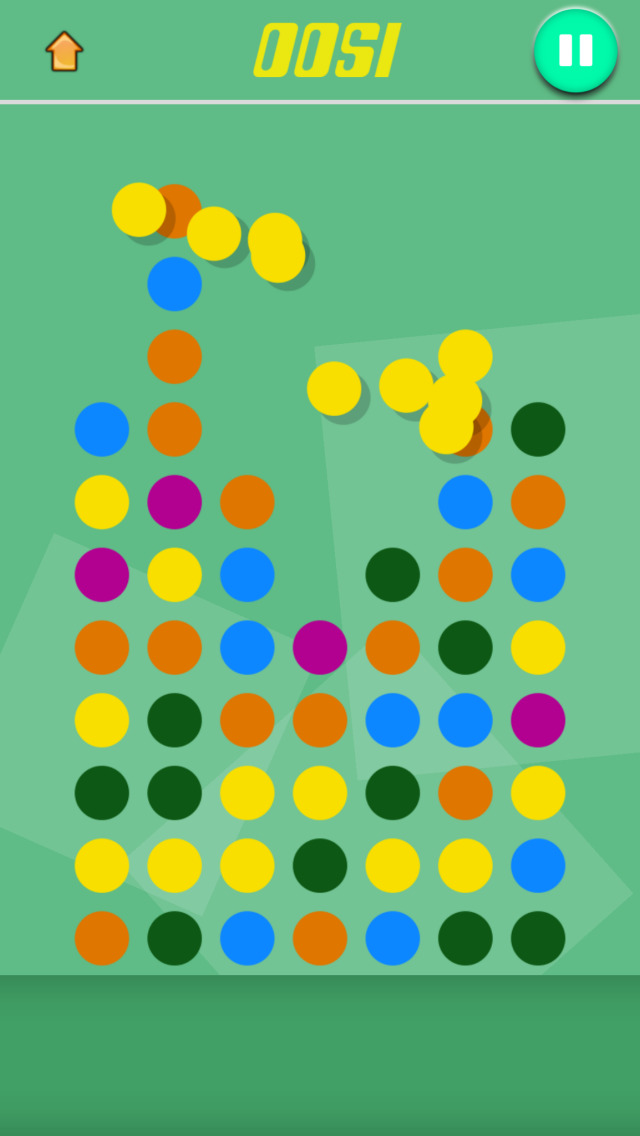 Connect The Color Dots - Perfect & Unique Color Match Game screenshot 2